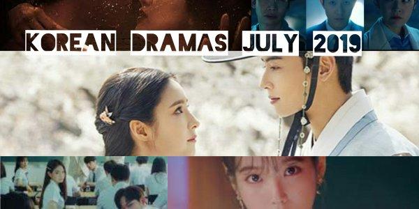 kdramas july 2019