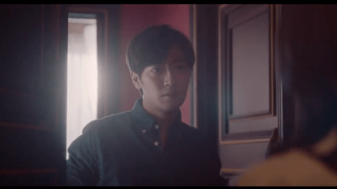 Lee Sang Yeob love afairs in the afternoon