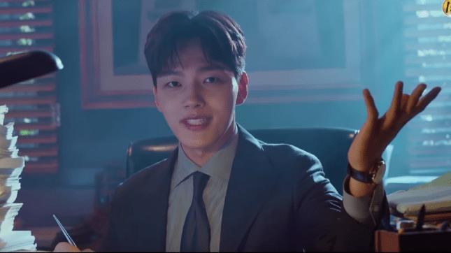 Yeo Jin Goo Hotel manager