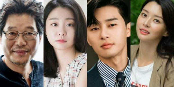 drama itaewon class cast