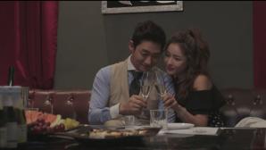 Golden drama proposal scene