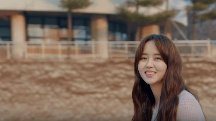 Kim So Hyun as jojo in Love Alarm