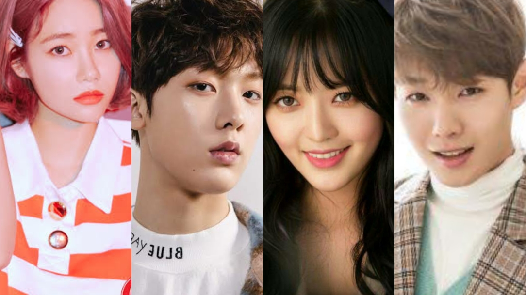 Kpop cast web drama Love Equation 11m