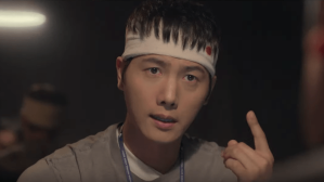 Lee Sang Woo acting