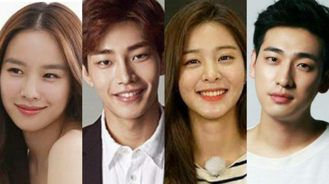 love is beautiful, life is wonderful drama cast