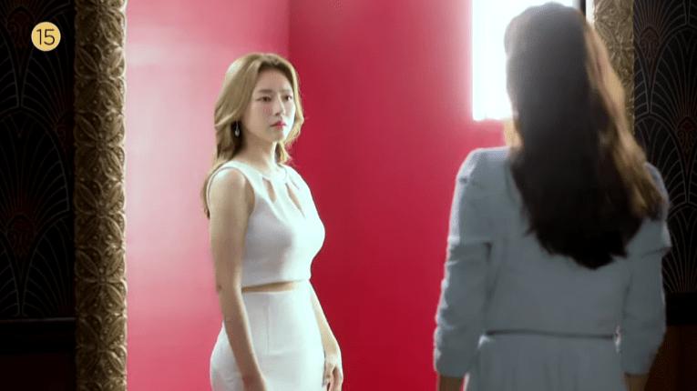 Oh Ji Eun Golden garden drama