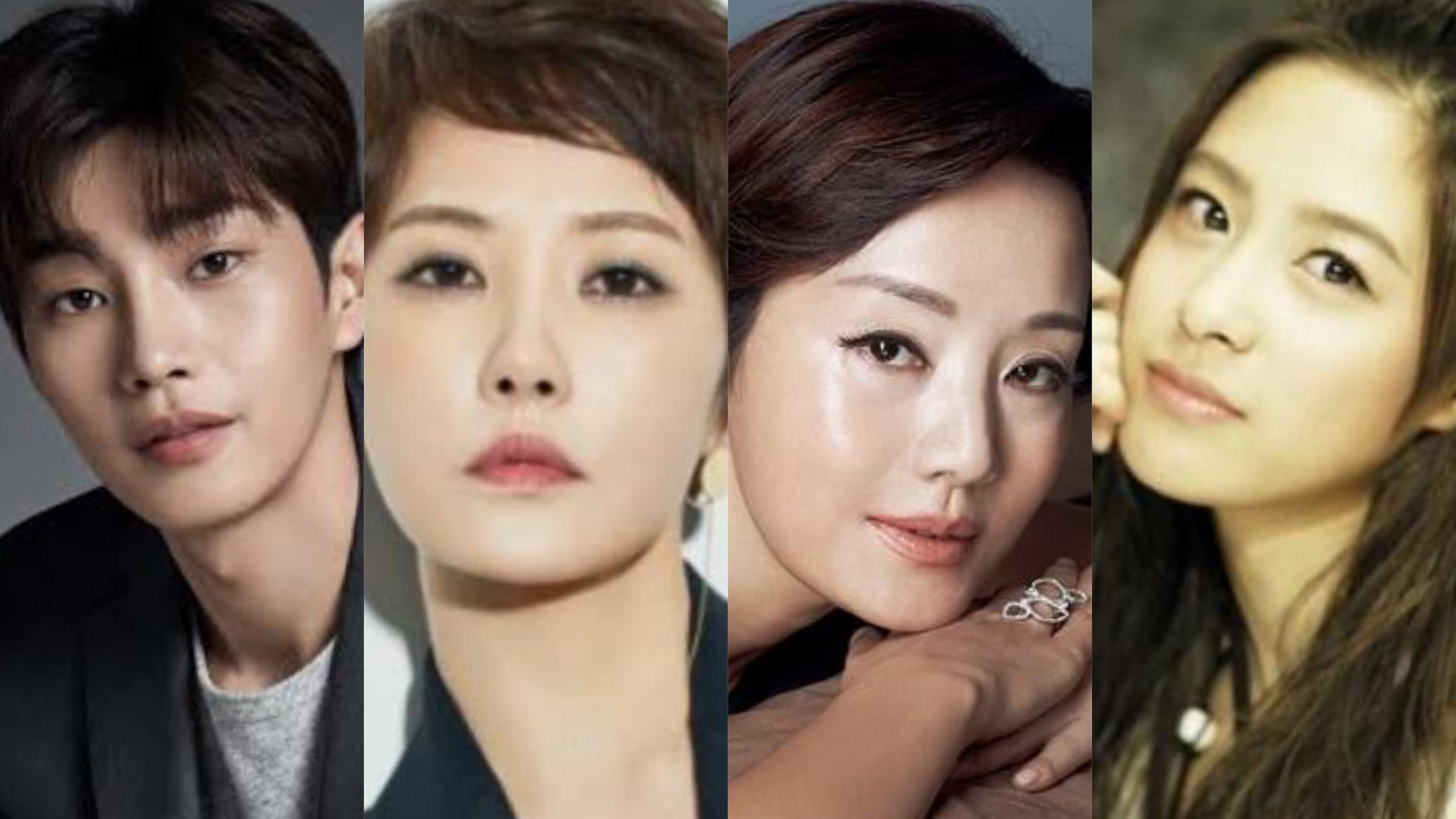 Secret Boutique Kdrama cast 2019