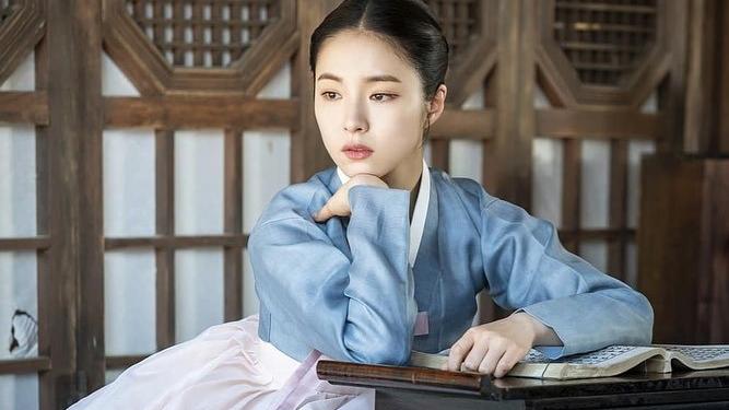 Shin se kyung palace Rookie Historian Goo Hae Ryung Kdrama