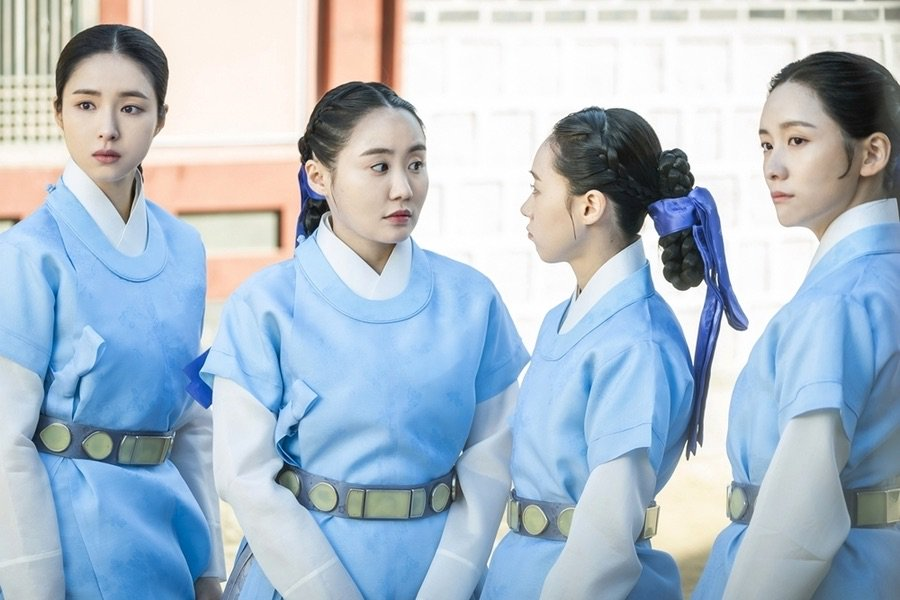 Shin Se Kyung historical