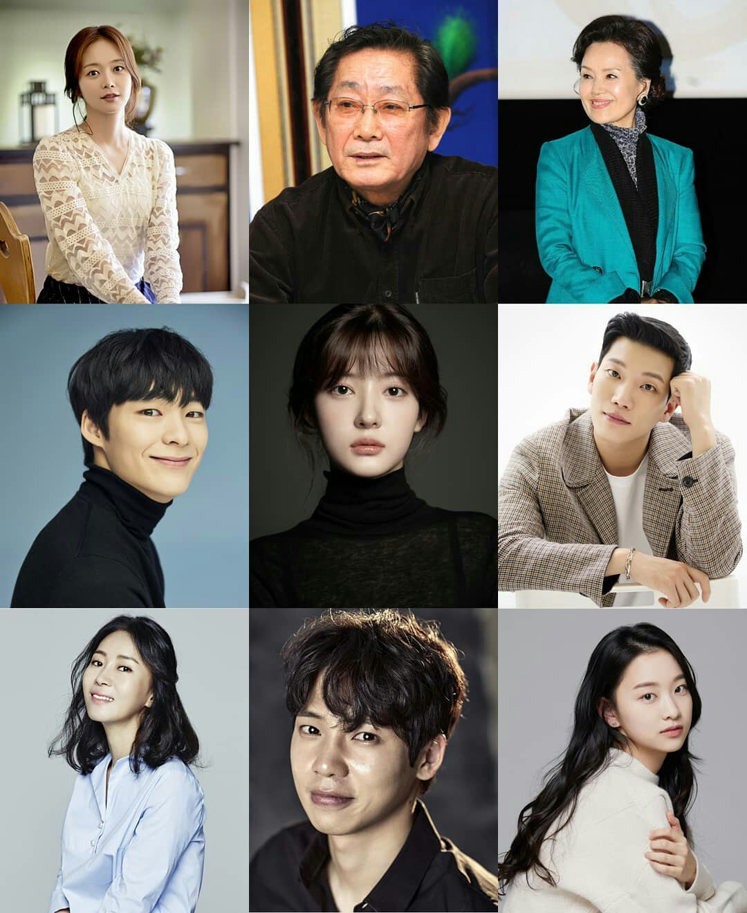 cast of kbs drama special birthday letter