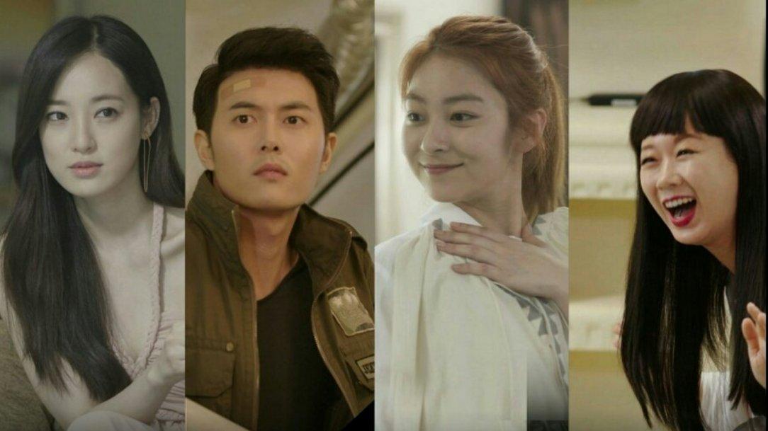 immortal goddess web k drama series