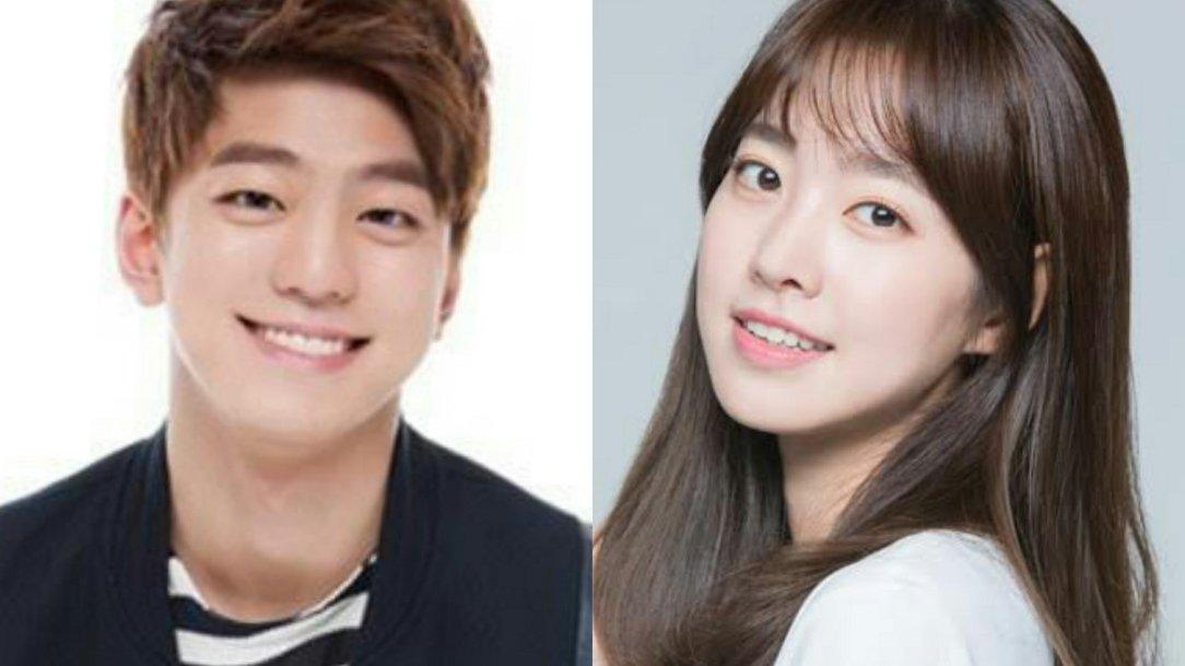 kim min kyu and jin se yeon girls war drama