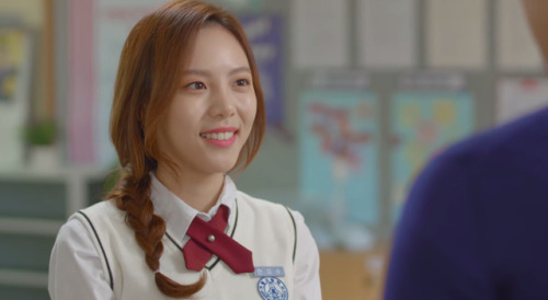 Lee Yeol Eum Girls war drama