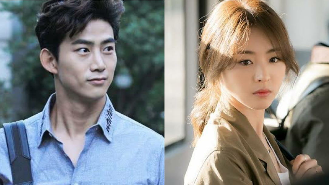 Lee Yeon Hee and Taecyeon The Game