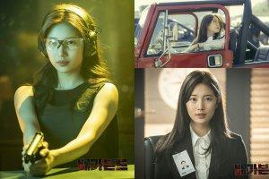 nis agent bae suzy beautiful vagabond korean drama