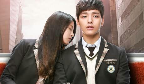orange marmalade Kim Seolhyun and Yeo Jin Goo kdrama