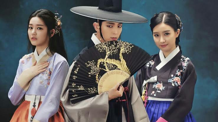 Lee Joon Ki the scholar who walks the night Vampire love story kdrama