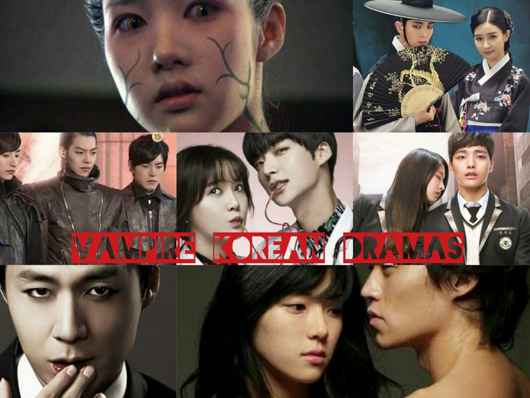 vampire korean dramas must watch