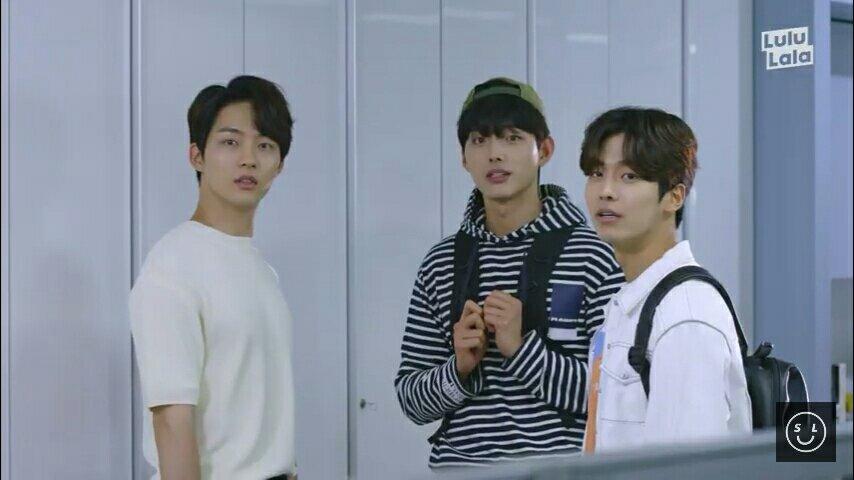 Boyfri3nds drama Cast