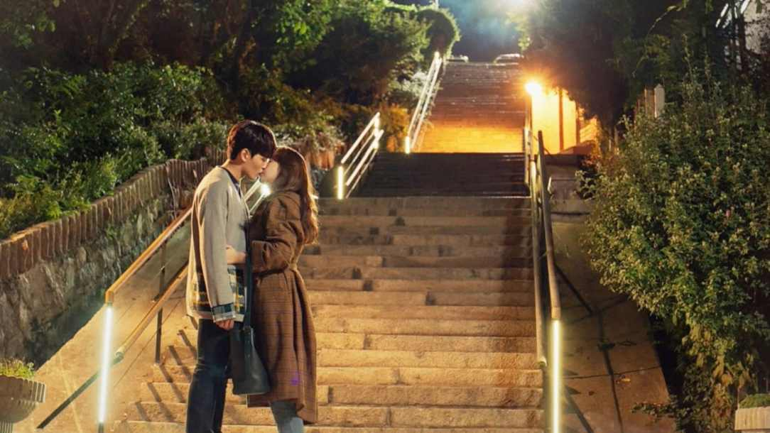Yeo Jin Goo and Minah in my absolute boyfriend sweet kiss.jpg