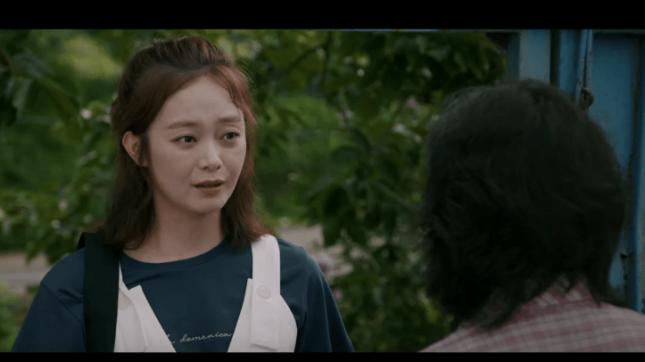 Jeon Su Min trying to find her grandfathers old love