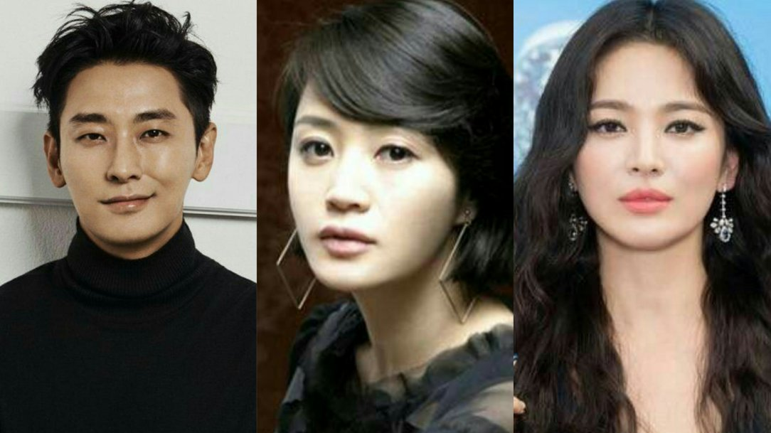 joo ji hoon (kingdom) and kim hye soo kdrama hyena 2020