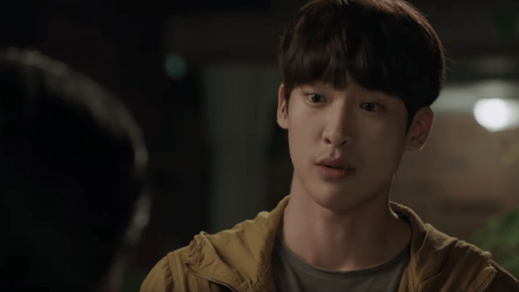 Kim Jin Yeop Space House drama scene