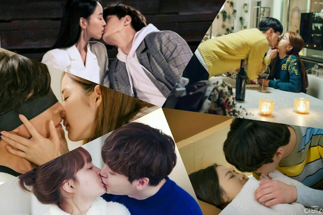 korean drama kisses 2019