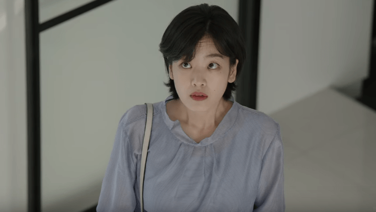 Lee Joo Young Space house drama scene