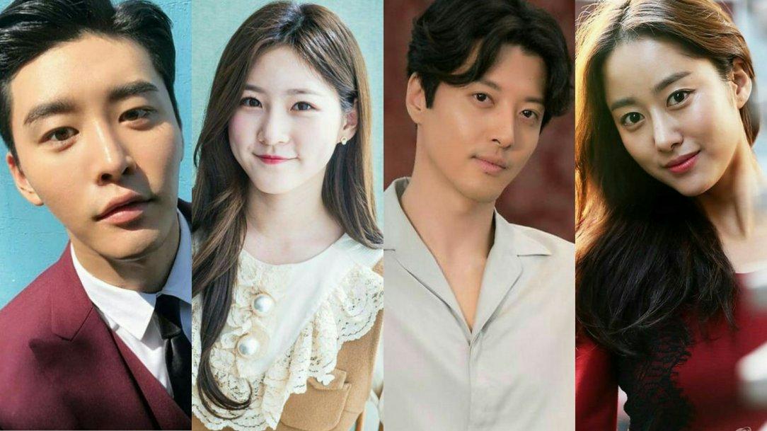 leverage drama main cast-