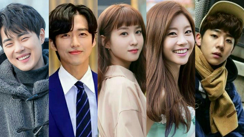 drama stove league main cast