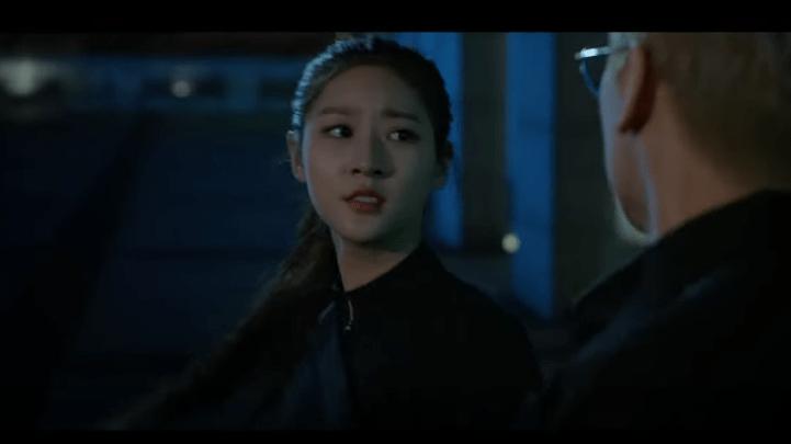 Kim Sae Ron drrama leverage 2019