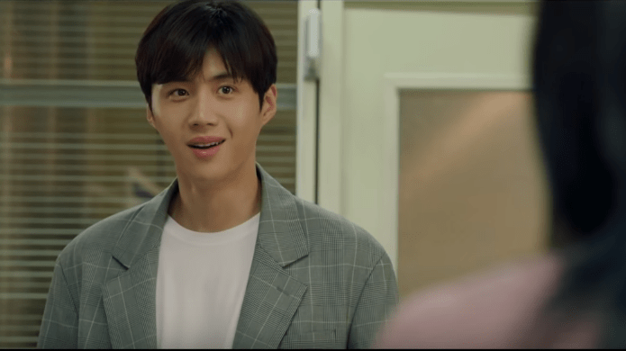 Kim Sun Ho korean drama Catch the ghost