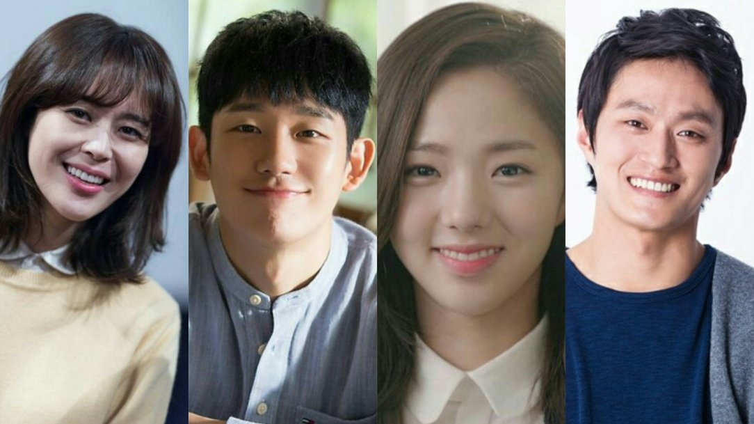 korean drama half of half 2020 main cast