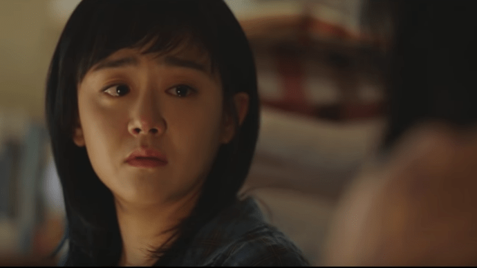Moon Geun Young crying scene Catch the ghost