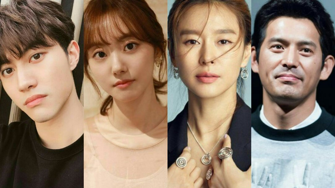 no second chance main cast confirmed