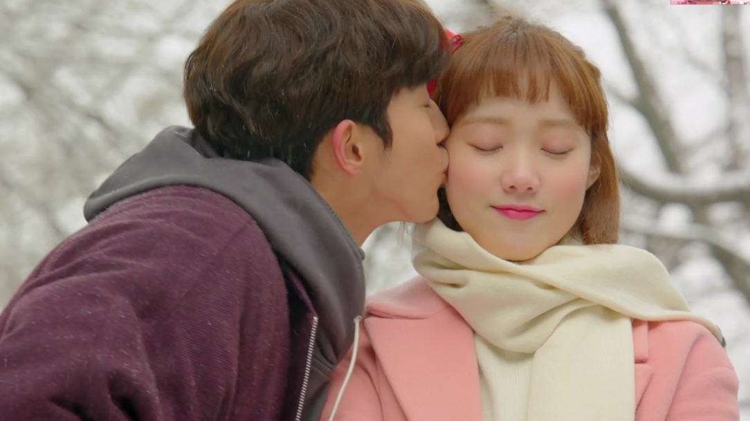 Weightlifting fairy kim bok Joo cute romance drama list