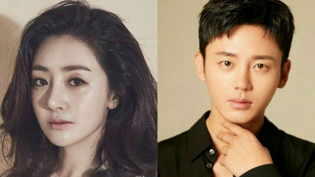 Oh Na Ra and Lee Ji Hoon Woman of 9.9 billion won