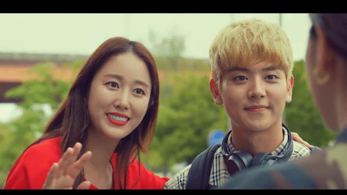 Yeo Hoe Hyun and Jeon Hye Bin drama leverage