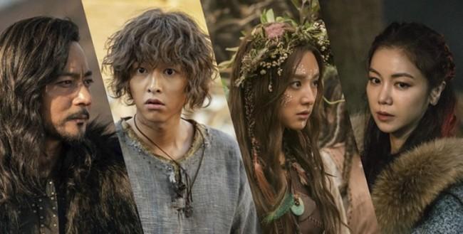 Arthdal chronicles review historical korean dramas list 2019