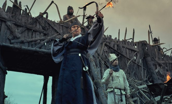 KINGDOM korean drama review supernatural historical kdramas lists 2019