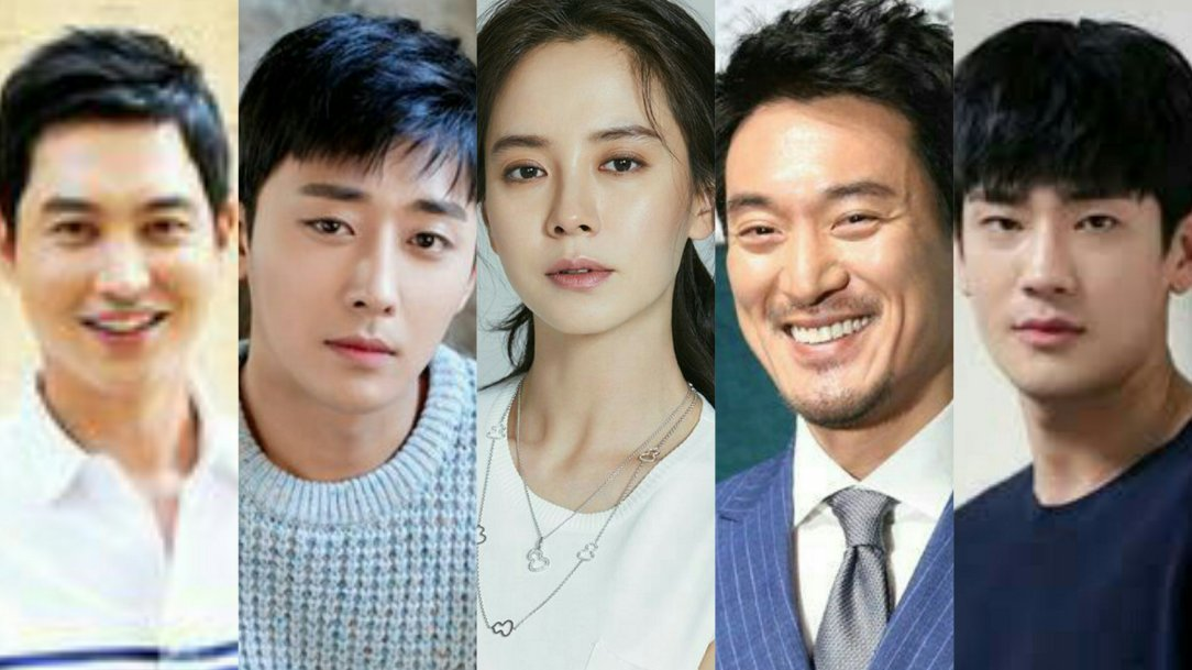 korean drama did we love? 2020 main cast