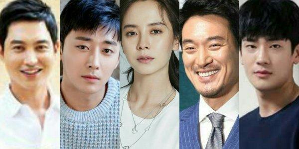 korean drama did we love? 2020 main cast