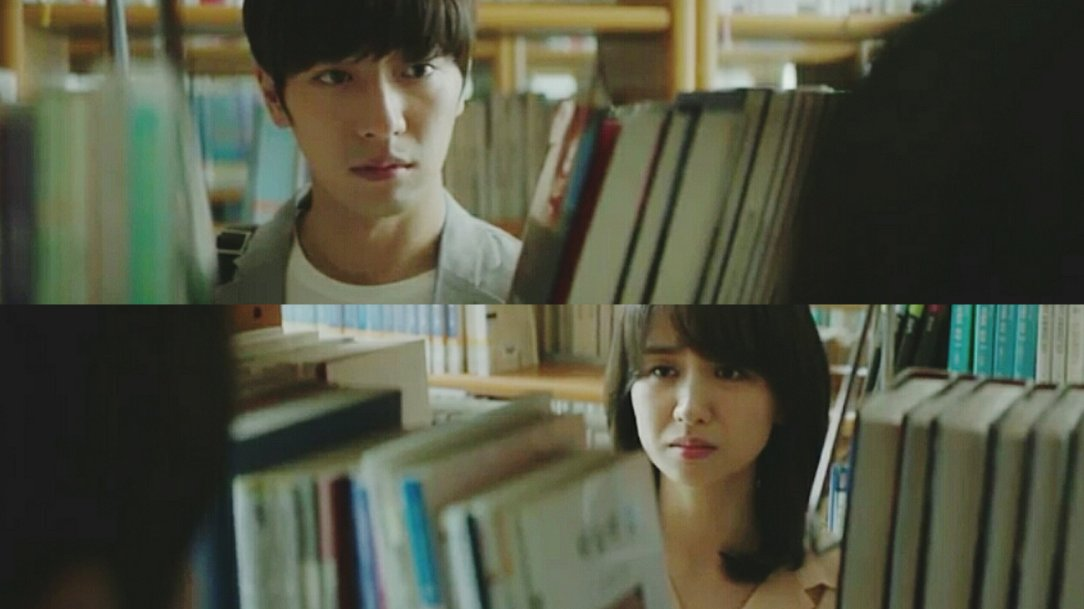 love affairs in the afternoon drama liberary scene