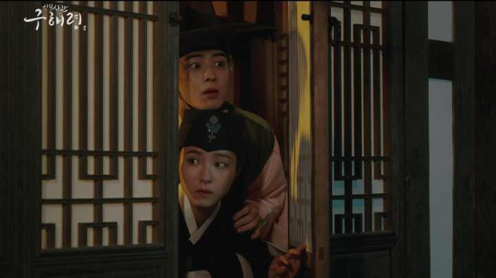 rookie historian goo hae ryung review historical drama list 2019