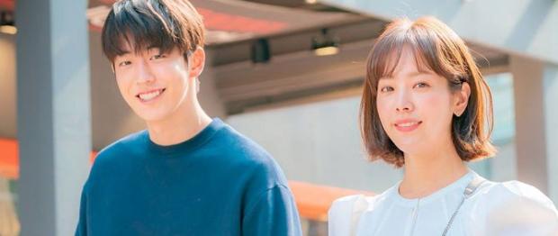 Dazzling supernatural romance drama 2019.jpg