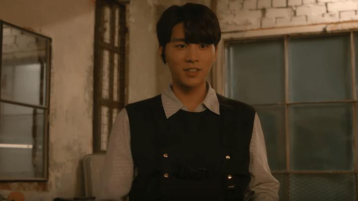 ghost vros Kim Woo Suk