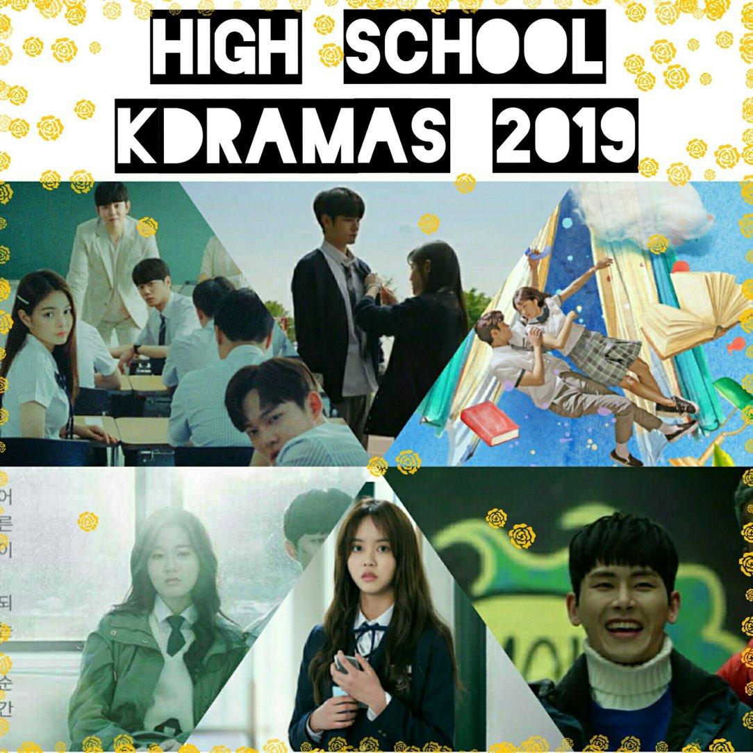 high school korean dramas from 2019