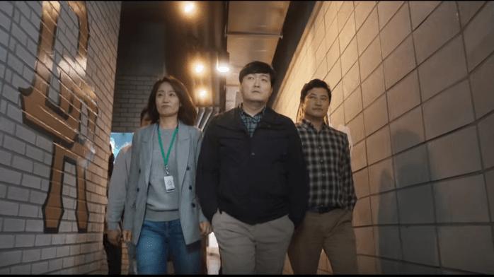 Hot Stove league kdrama 2019 characters