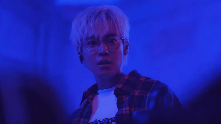 Jung Jae Won web drama ghost vros